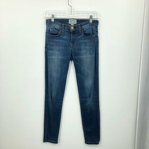 Current/Elliot The Stiletto Skinny Jeans Size 24
